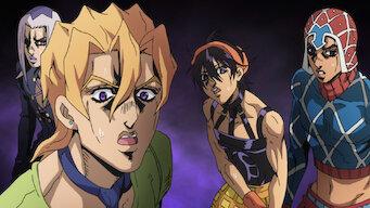 JoJo's Bizarre Adventure: Golden Wind: The Mystery of Emperor Crimson