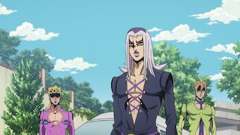 JoJo's Bizarre Adventure: Golden Wind: The Second Mission From the Boss