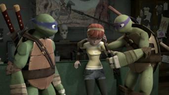 Teenage Mutant Ninja Turtles: Season 2: The Kraang Conspiracy