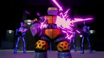 Teenage Mutant Ninja Turtles: Season 1: Metalhead