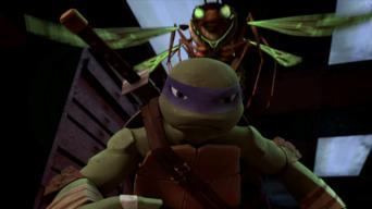 Teenage Mutant Ninja Turtles: Season 1: Parasitica