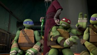 Teenage Mutant Ninja Turtles: Season 1: Rise of the Turtles: Part 1