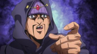 JoJo's Bizarre Adventure: Golden Wind: A Little Story From the Past ~My Name Is Doppio~