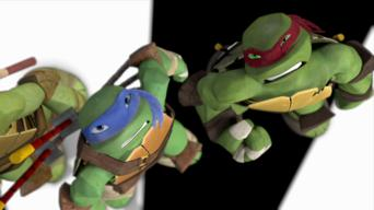 Teenage Mutant Ninja Turtles: Season 1: Baxter's Gambit