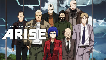 Ghost in the Shell Arise: Season 1