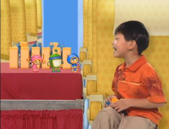 Umizoomi: Season 1: Listos para el despegue