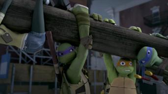 Teenage Mutant Ninja Turtles: Season 1: I, Monster