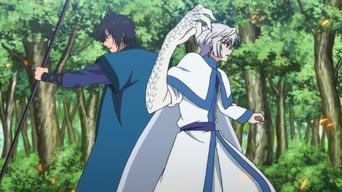 Akatsuki no Yona – Prinzessin der Morgendämmerung: Season 1: Die Klaue des Drachen
