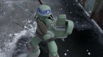 Teenage Mutant Ninja Turtles: Season 2: The Invasion