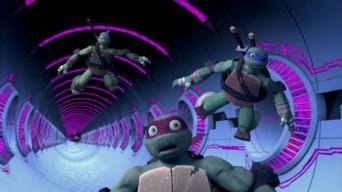 Teenage Mutant Ninja Turtles: Season 1: Showdown: Part 2