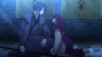 Akatsuki no Yona – Prinzessin der Morgendämmerung: Season 1: Episodio 2