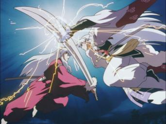 InuYasha: Season 2: The True Owner of the Great Sword!