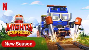 Mighty Express: Season 5