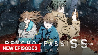Psycho-Pass Sinners of the System: Collection
