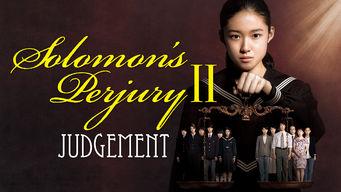Solomon's Perjury II: Judgement