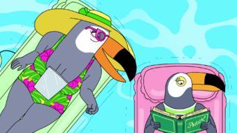Tuca et Bertie: Season 1: Plume & Poils