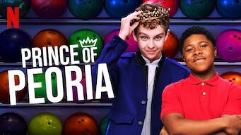 El príncipe de Peoria: Part 1: Mejores amigos
