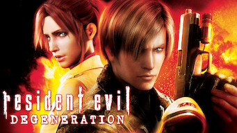Resident evil degeneración