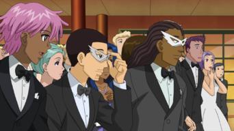 Neo Yokio: Season 1: Estrella del pop de infinita elegancia