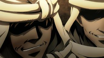 Drifters: Season 1: Truppe, attaccate all'alba!