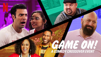 GAME ON: A Comedy Crossover Event: Season 1