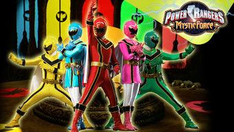 Power Rangers Mystic Force: Season 1