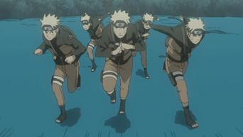 Naruto Shippuden: Season 3: Un repos éternel troublé