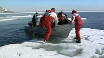 The Making of Frozen Planet: Series 1: Episodio 6