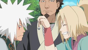 Naruto Shippuden: Season 6: Tales of a Gutsy Ninja : Jiraiya Ninja Scrolls: Partie 1