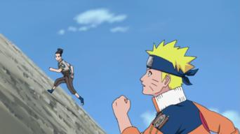 Naruto Shippuden: Season 8: Big Adventure! The Quest for the Fourth Hokage's Legacy: Partie 2