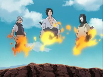 Naruto Shippuden: Season 2: Fin de mission