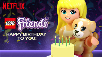 LEGO: Friends: Happy Birthday to You!