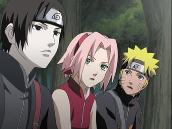Naruto Shippuden: Season 2: Rencontre inattendue
