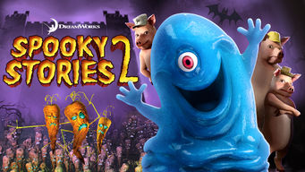 DreamWorks Spooky Stories: Volume 2: Volume 2