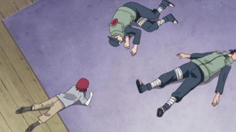 Naruto Shippuden: Season 8: Rencontres