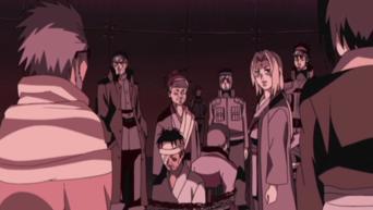 Naruto Shippuden: Season 3: Le signal d'ébène
