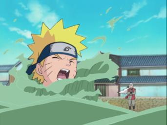 Naruto Shippuden: Season 1: Les progrès de Naruto