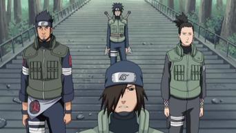 Naruto Shippuden: Season 4: La prière d'un vieux moine