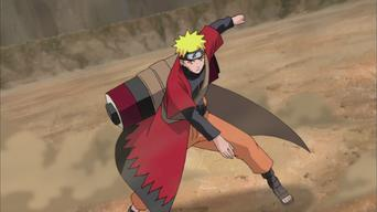 Naruto Shippuden: Season 8: Danger ! Le mode Ermite s'est éteint