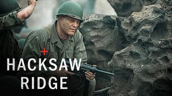 Is Hacksaw Ridge 2016 On Netflix France