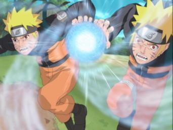 Naruto Shippuden: Season 1: L'Orbe tourbillonnant géant !