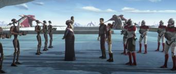 Star Wars: The Clone Wars: The Lost Missions: Crisis al corazón