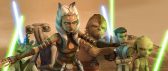 Star Wars: The Clone Wars: Season 5: Kenne Deine Feinde