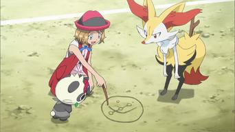 Pokémon The Series: XY: XY: Kalos Quest: Mending a Broken Spirit!