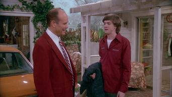 That '70s Show: Season 2: Red consigue trabajo