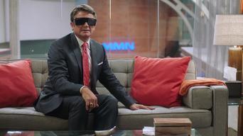 Buenas noticias: Season 1: Chuck Pierce está ciego