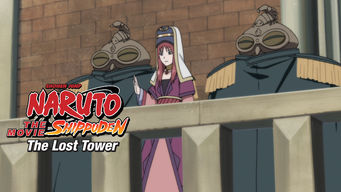 Naruto Shippuden: The Movie: The Lost Tower
