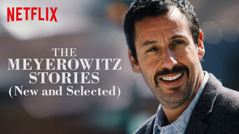 Los Meyerowitz: La familia no se elige (Historias nuevas y selectas)