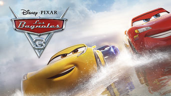 Cars 3 (Canadian French Version)
