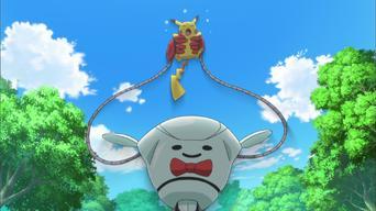 Pokémon la Série XY: XY: Kalos Quest: Les meilleurs des amis, pour le meilleur des entraînements!